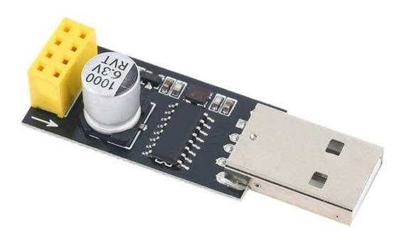 Adaptador Usb Para Módulo Wifi Esp8266 Esp-01