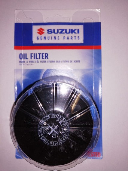 Filtro De Aceite Motocicleta Suzuki Alta Cilindrada