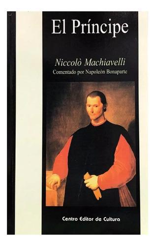 El Príncipe - Nicolás Maquiavelo - Cec