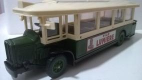 Miniatura Onibus 1/50 Solido Bus Renault Tn6c