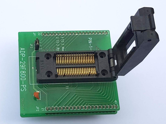 Adaptador Para Gravador De Eprom Adp-29f800-ps