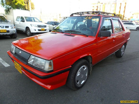 Renault R9 Gtl Mt 1300cc