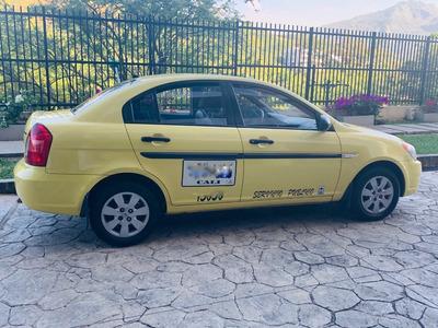Taxi Hyundai Vision 2010 - Motor 1.399cc Gas Y Gasolina