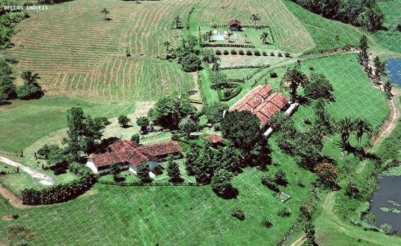 Fazenda Para Venda Em Pariquera-açu, Braço Magro, 12 Dormitórios, 12 Suítes, 12 Banheiros, 50 Vagas - 325