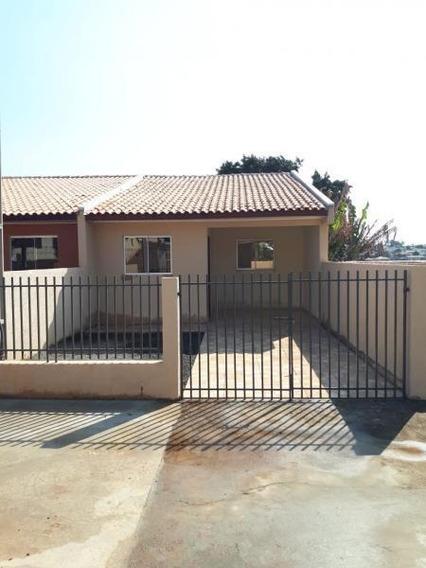 Casa Para Venda Em Ponta Grossa, Chapada, 2 Dormitórios, 1 Banheiro - Lh032_1-1272894
