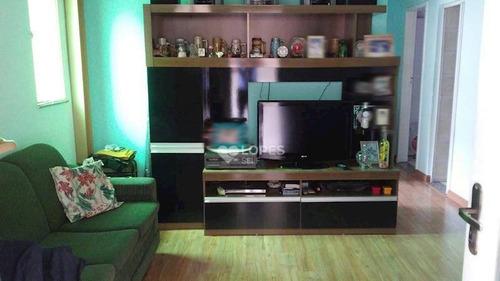 Imagem 1 de 15 de Casa Com 5 Dormitórios À Venda, 90 M² Por R$ 560.000,00 - Fonseca - Niterói/rj - Ca15120