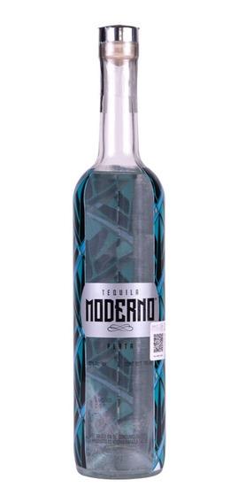 Tequila Moderno Plata 750ml