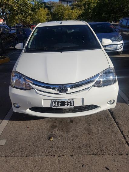 Toyota Etios Xls 2013