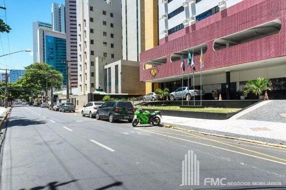 Apartamento Flat Com 1 Quarto No Edf. Boa Viagem Flat - Al421-l