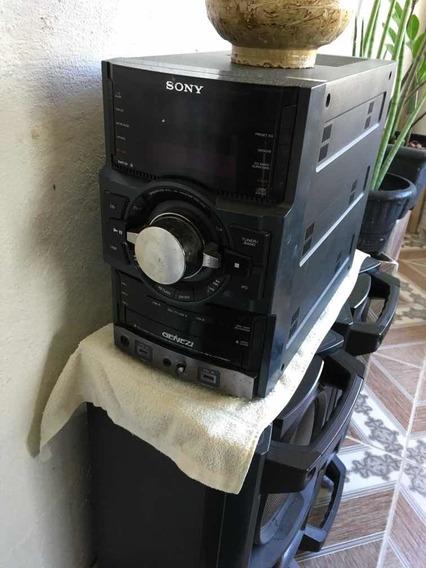 Várias Peças Sony Gtr66Caixas,placas,vu Meter Entre Outros