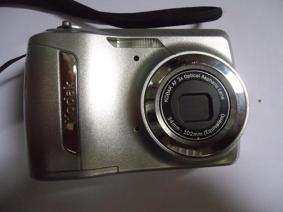 Câmera Kodak Optical Aspheric Lens Não Vai Bateria E Carrega