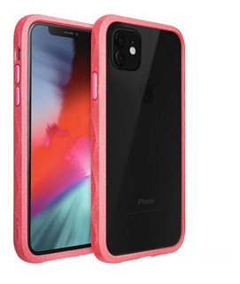 Capa iPhone 11 Crystal Matter Coral - Laut - Lt-ip19mcmpi