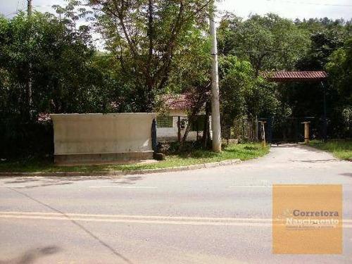 Imagem 1 de 13 de Terreno À Venda, 2000 M² Por R$ 140.000,00 - Buquirinha - São José Dos Campos/sp - Te0350