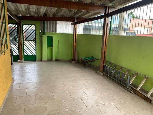 Casa Com 3 Dormitórios À Venda, 150 M² Por R$ 549.000,00 - Vila Boaçava - São Paulo/sp - Ca0477