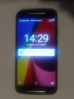 Celular Barato Moto G 2da. Gen, 16 Gb Liberado!!!! Android 6