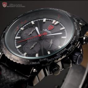 Relogio De Pulso Shark Blacktip Series Sport Prova D