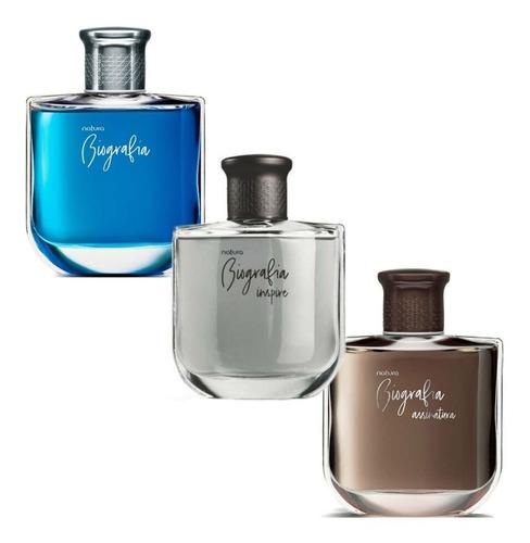 Colección Perfumes Biografia Masculino - mL a $199