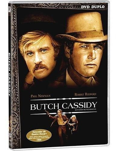 Butch Cassidy - Dvd Duplo - Paul Newman - Robert Redford
