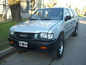 Isuzu Pick-up 3.1 D/c Turbo 4x4 Full