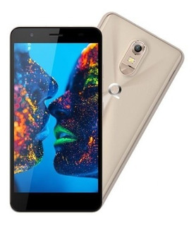 Smartphone Quantum Muv Pro 16gb Dourado 4g