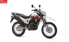 Moto Honda Xr190l Año 2018