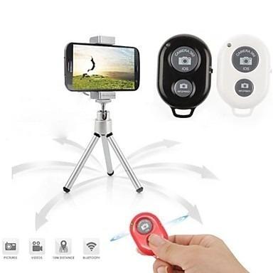 Disparador Control Remoto Bluetooth Para Smartphone, Shutter