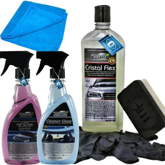 Removedor De Chuva Ácida Nobre Car Cleaner Glass Limpa Vidro