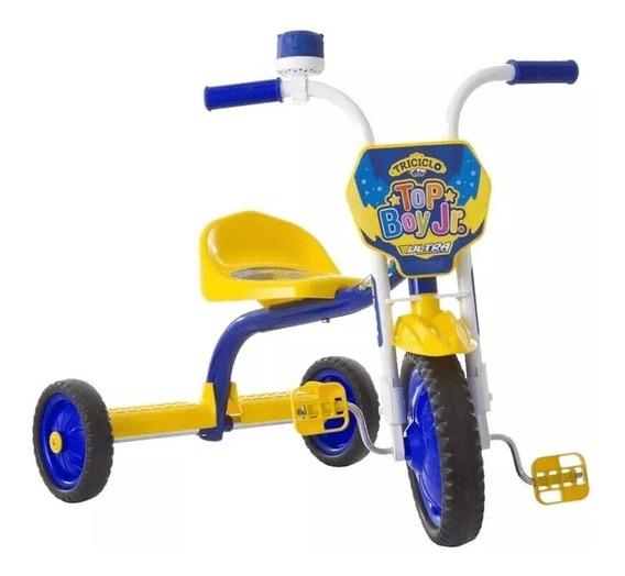 Triciclo Velotrol Infantil Menino Top Ultra Criança
