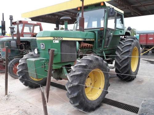 Tractor John Deere 3350 Doble Tracción. Muy Bueno!!!