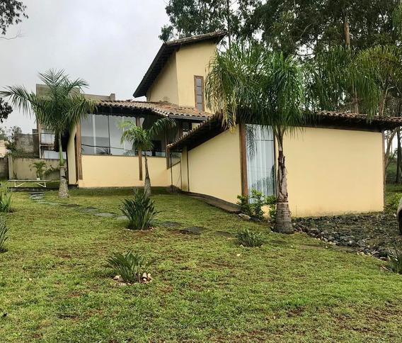 Casa Em Condomínio À Venda Em Alphaville, 4 Quartos, 2 Suítes. - 698