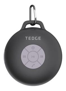 Bocina Tedge CS3WTEDGE portátil inalámbrica Negro