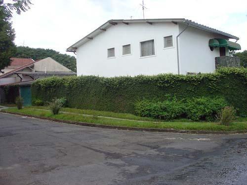 Casa Residencial À Venda, Cidade Universitária, Campinas - Ca0013. - Ca0013