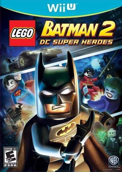 Lego® Batman 2 - Digital Wii U