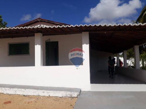 Chácara Com 2 Dormitórios À Venda, 9500 M²  - Lagoa Azul - Natal/rn - Ch0002