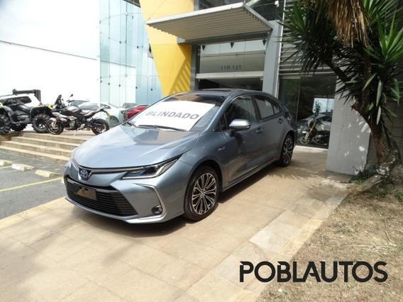 Toyota Corolla Hibrido Blindado