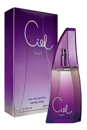 Perfume Mujer Ciel Nuit 80ml Edp Oferta, Un Regalo
