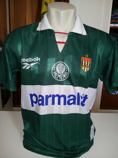 Rara Camisa Do Palmeiras #10 Temporada 1996/97