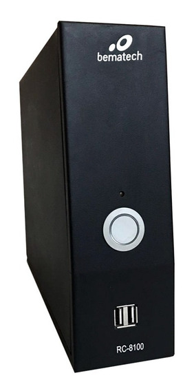Mini Pc Bematech Rc-8100 Intel Dual Core 4gb Ddr3 Hd 320gb