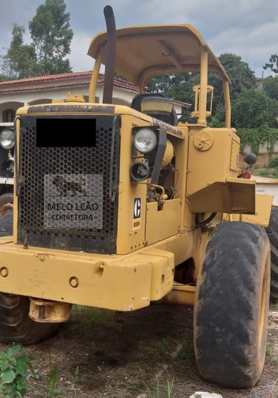Pá Carregadeira Caterpillar 930r - Ano 1990 - Emplacada