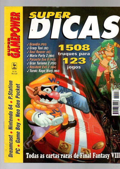 Super Gamepower Super Dicas 1508 Truques Para 123 Jogos N24