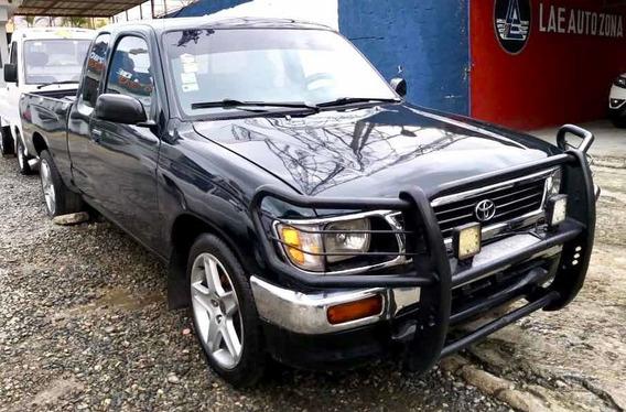 Toyota Tacoma Cabina Y Media Bajit