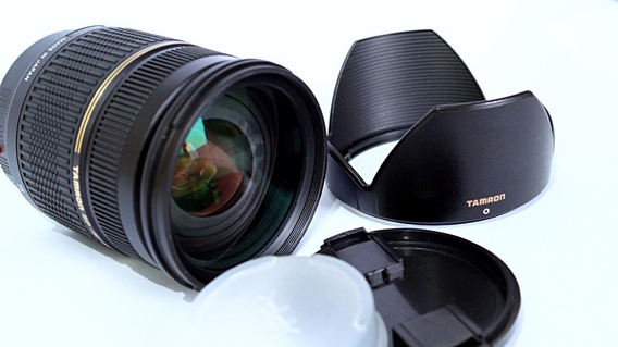 Lente Tamron Sony Af 28-75mm .f2.8 Xr Di Ld F Frame Perfeita