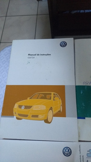Manual Proprietario Volkswagen Gol G4 2013