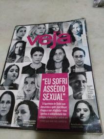 Revista Veja Ed 2525 N 15 Abril 2017 Eu Sofri Assédio Sexual