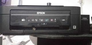 Vendo Impresora Multifunción Epson L365 Con Sistema Continuo