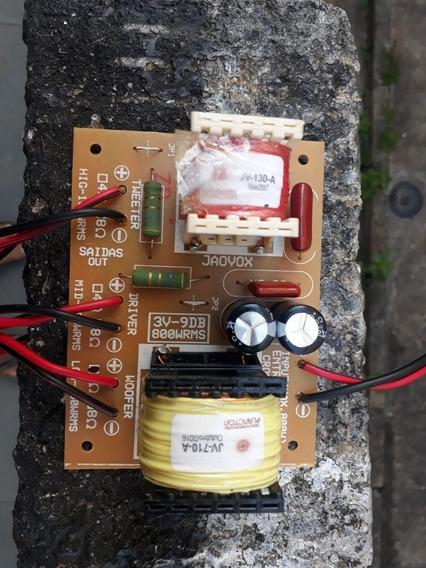 Divisor De Frequencia 3 Vias 800 Watts