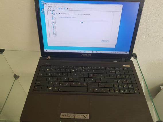 Notebook Asus X54u Hd 500gb 4gb Memoria