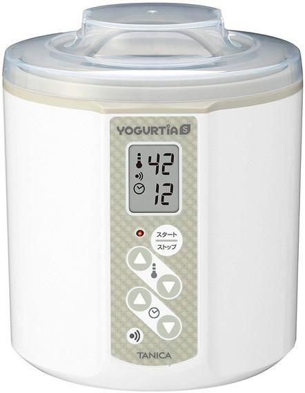 Tanica Yogurt Fabricante Yogurtias Ys-01w ( Blanco )