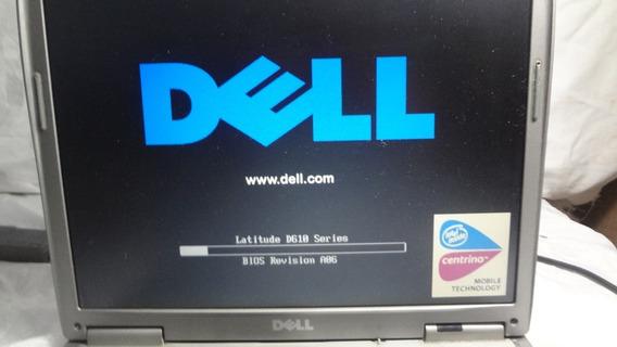 Notebook Dell Latitude D610 Pentium M 1.73 Serial Db9 E Lpt1