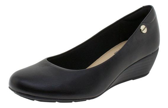 Sapato Feminino Anabela Modare - 7036308 Preto